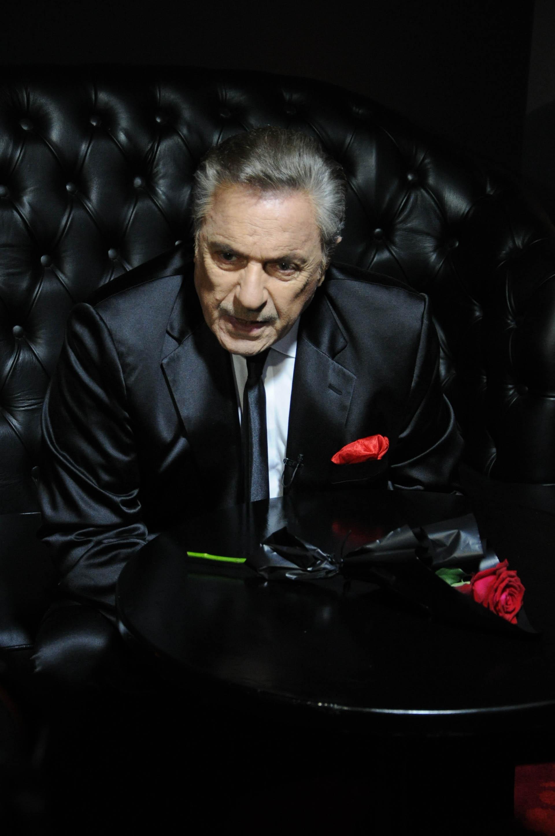 Antonio Grimau interpretará a Roberto Sánchez en su edad madura