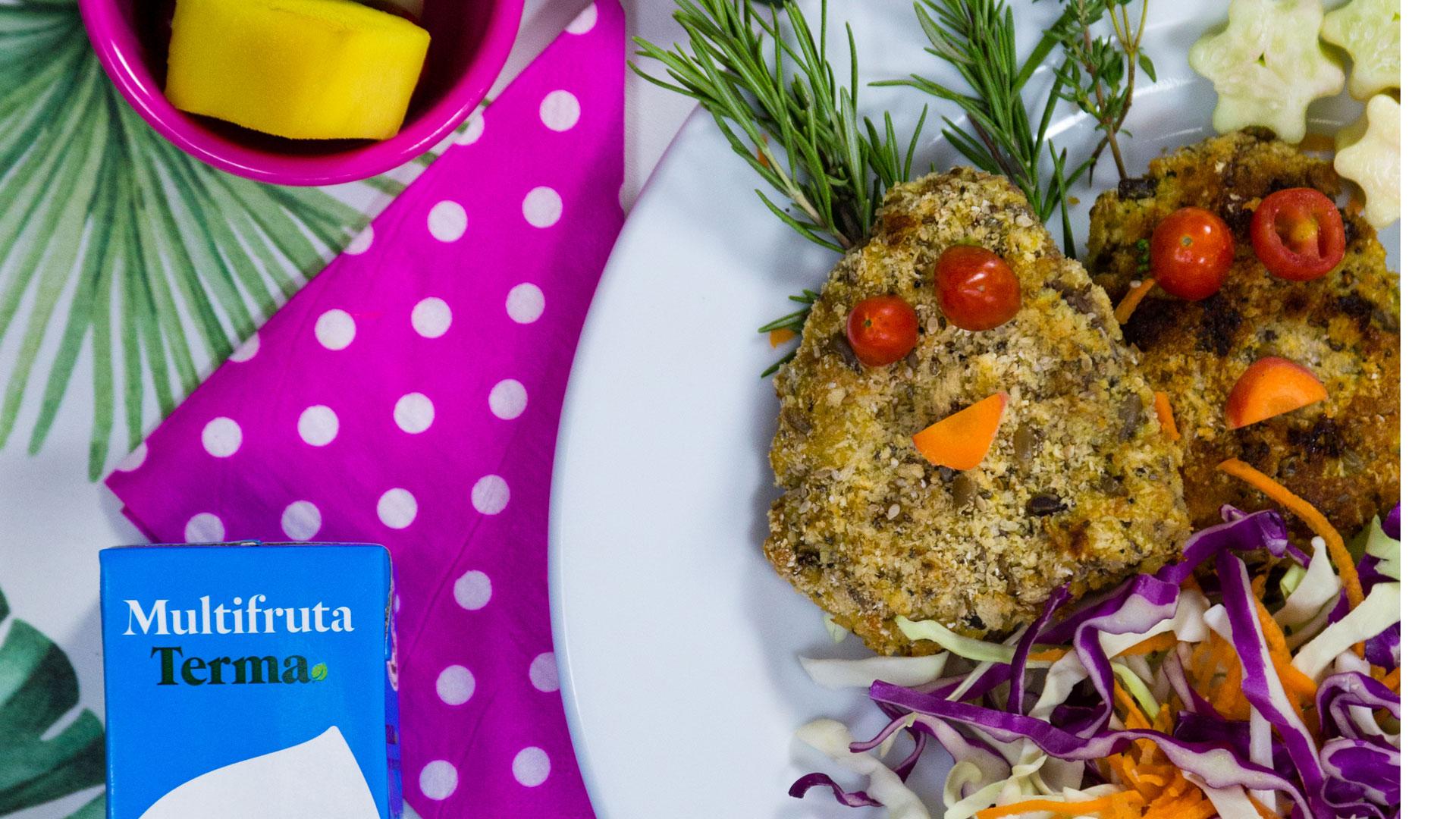 Las recetas también cuentan con opciones veggie y sin Tacc.