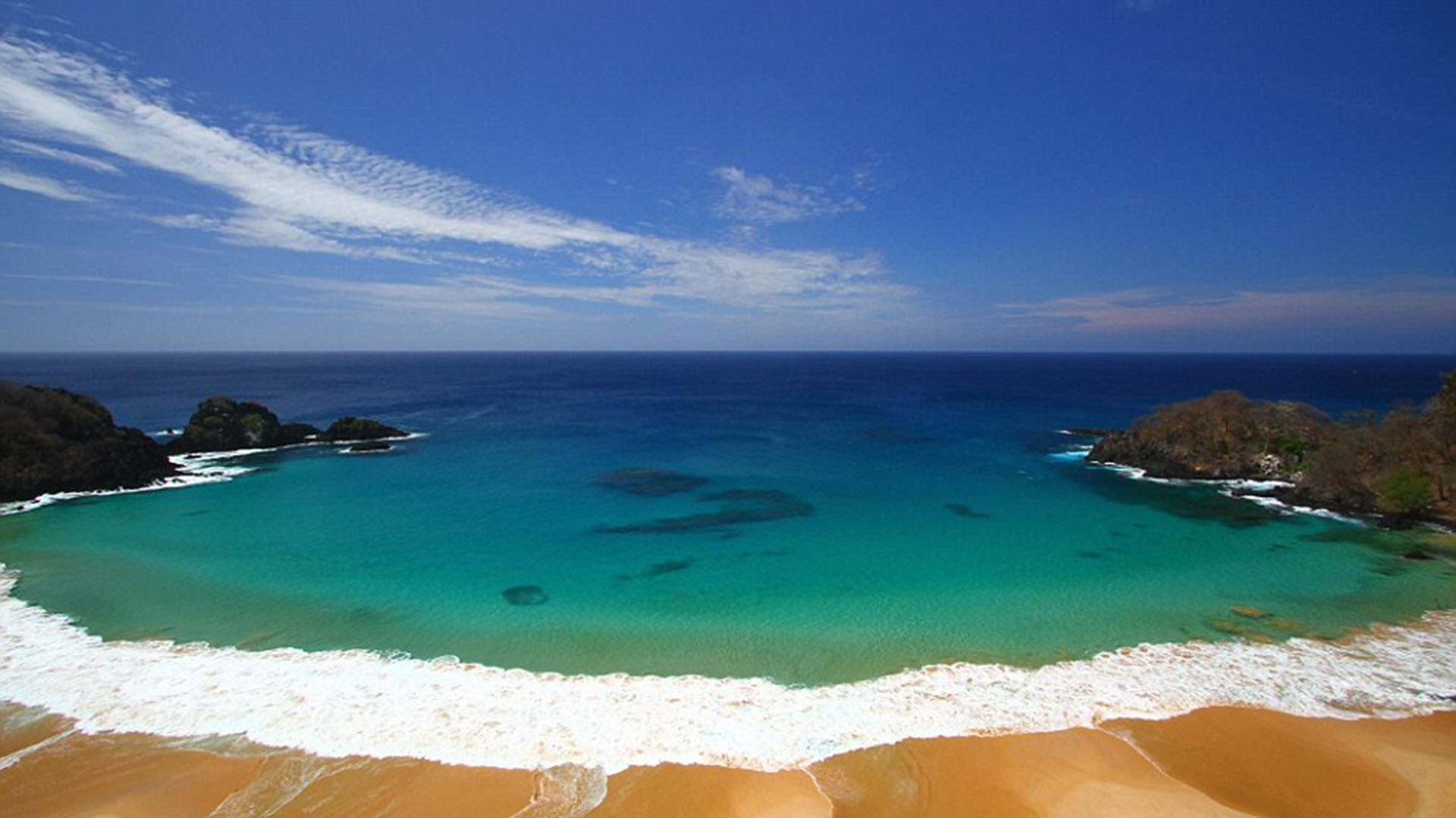 Playa Baía do Sancho