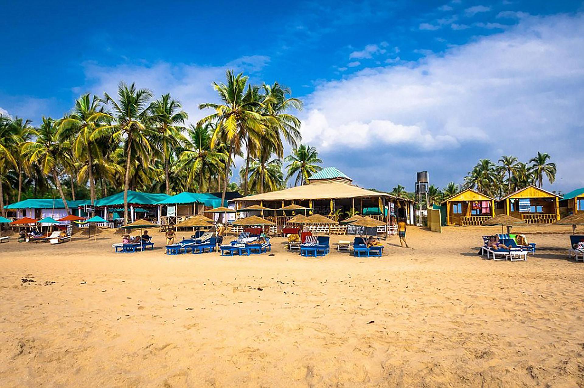 Playa Agonda