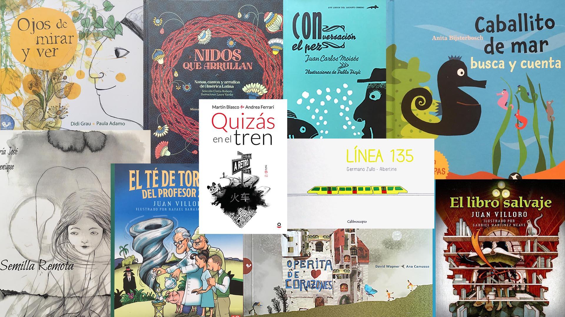 Libros para viajar, bucear, investigar, pero sobre todo, disfrutar