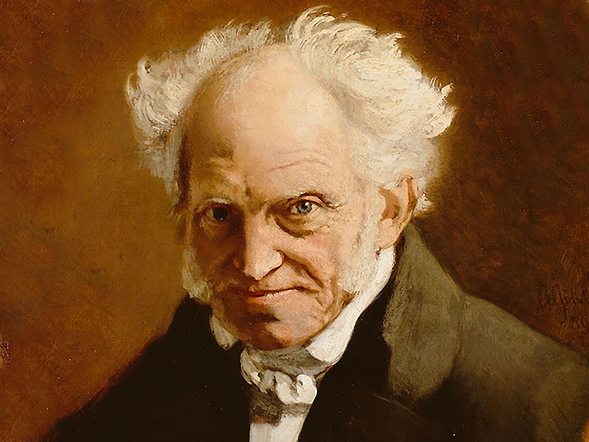 Filósofo Schopenhauer