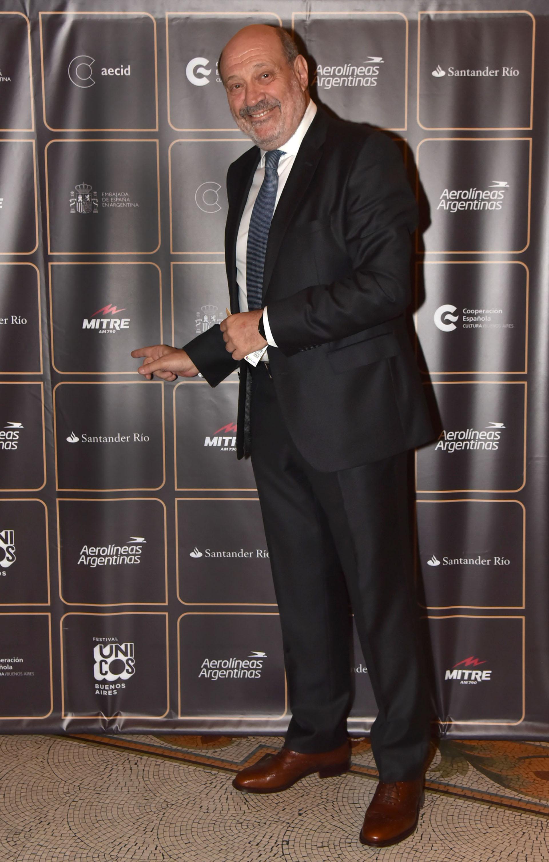 El periodista Alfredo Leuco (Fotos: Teleshow)