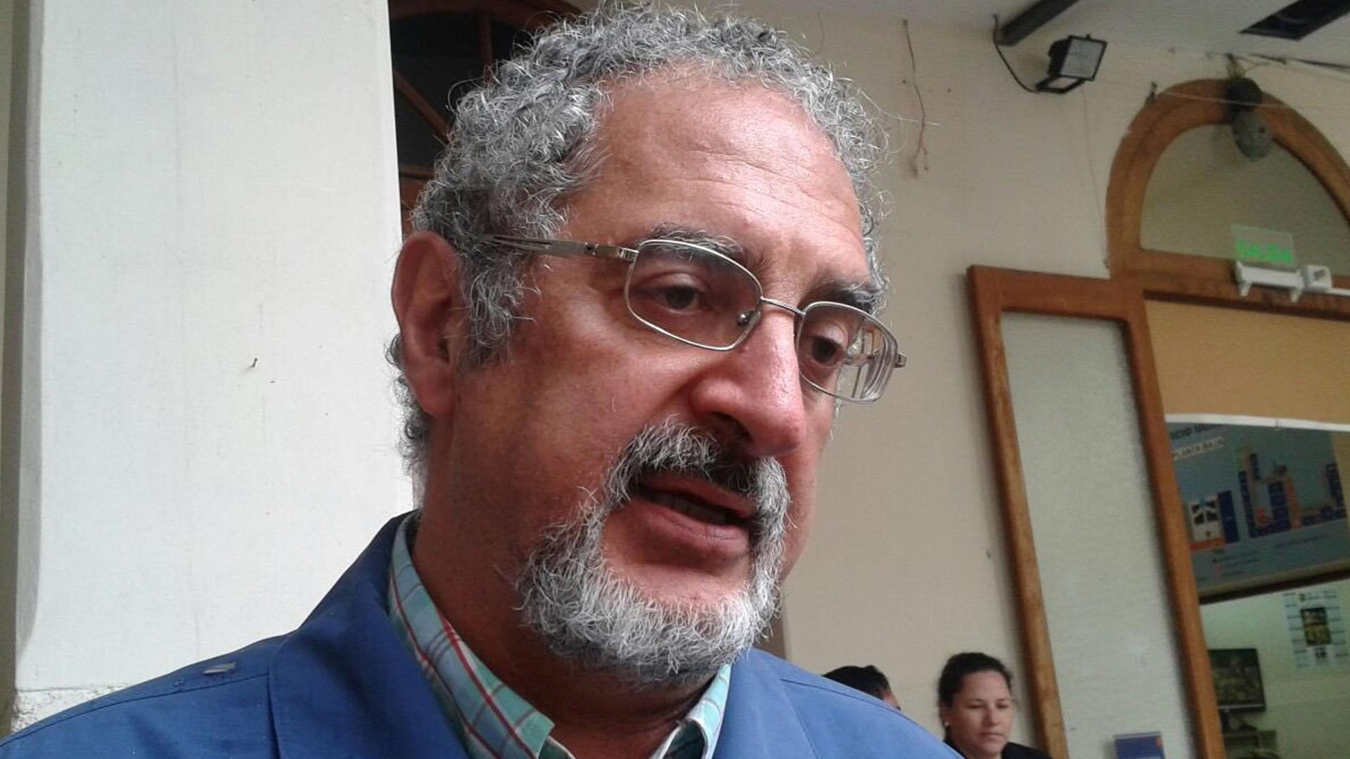 El ministro de Salud de Jujuy Gustavo Bouhid