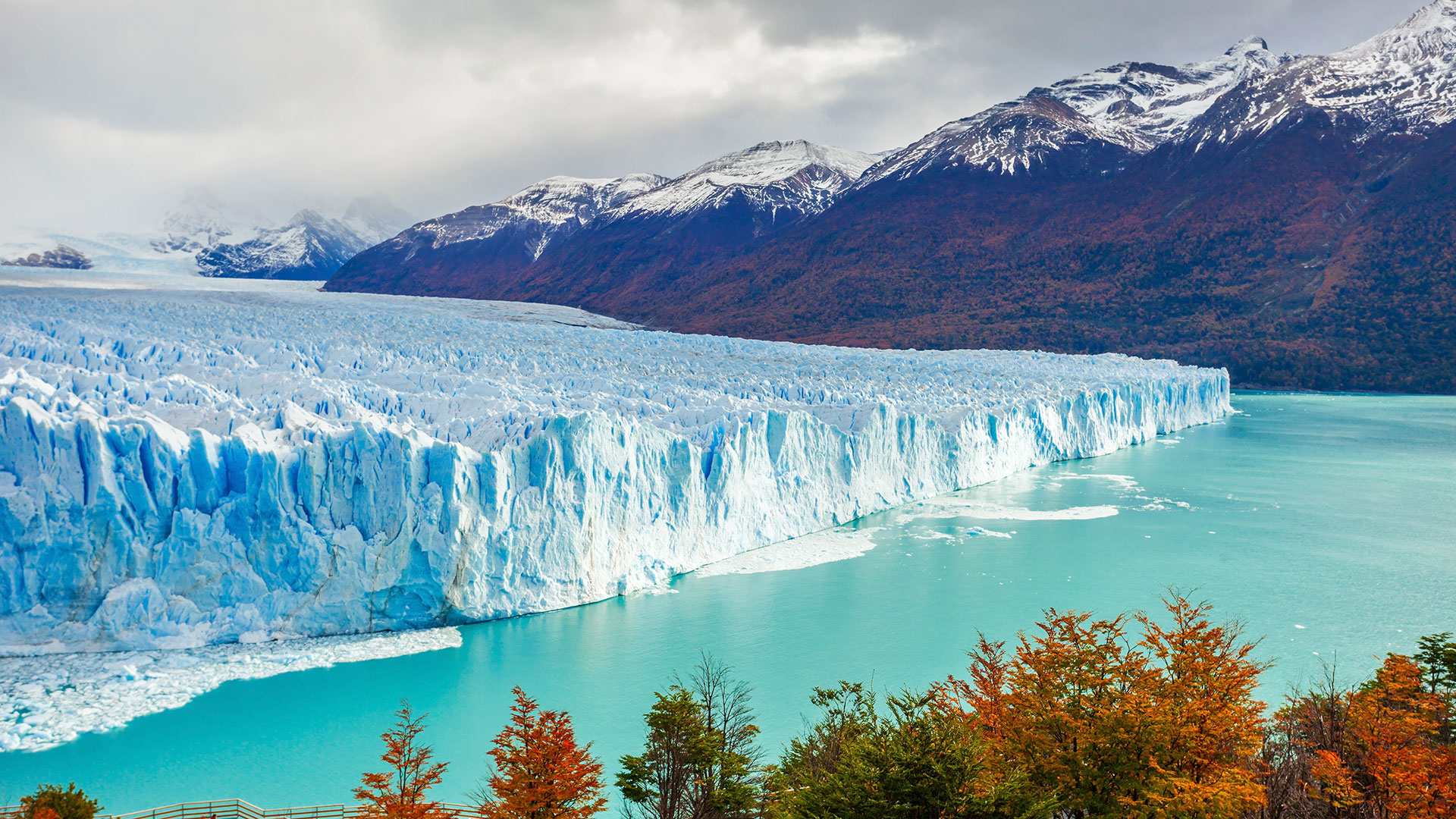 El glaciar Perito Moreno es uno de los atractivos más fuertes de la Patagonia. (getty)