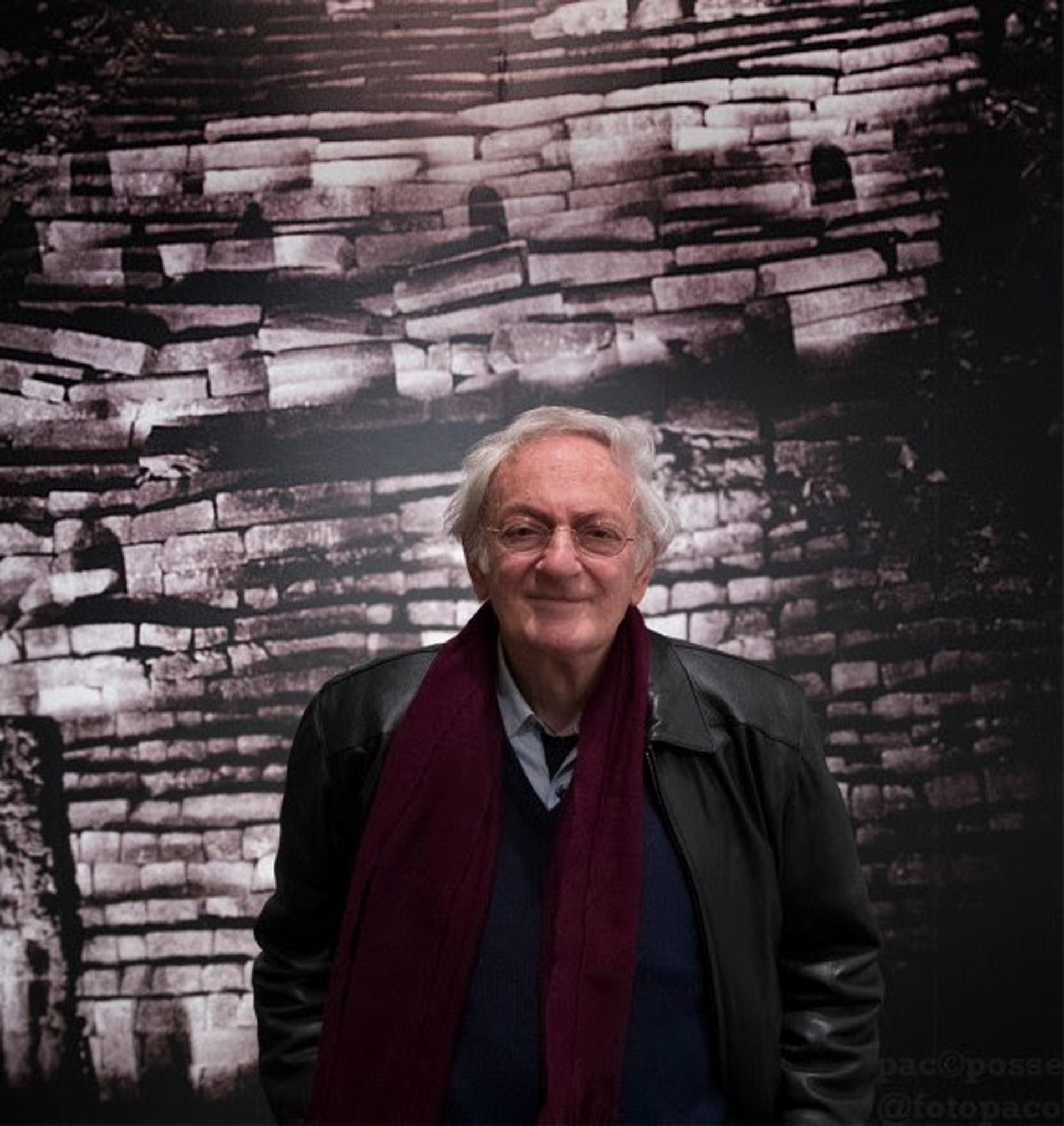 Leandro Katz, febrero 2017, Madrid