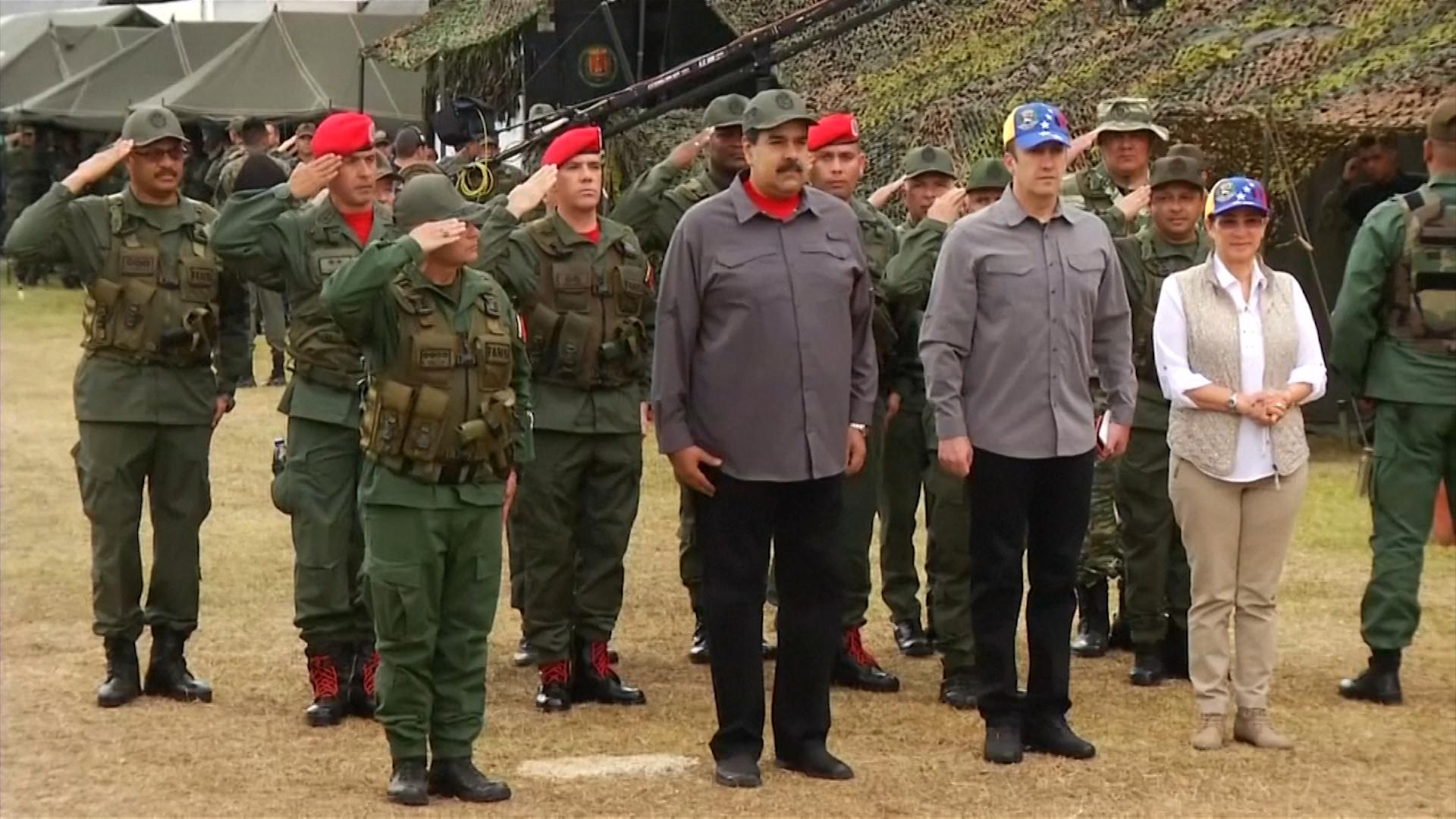 EEUU pide 'acciones concretas' para aumentar presiones a Venezuela