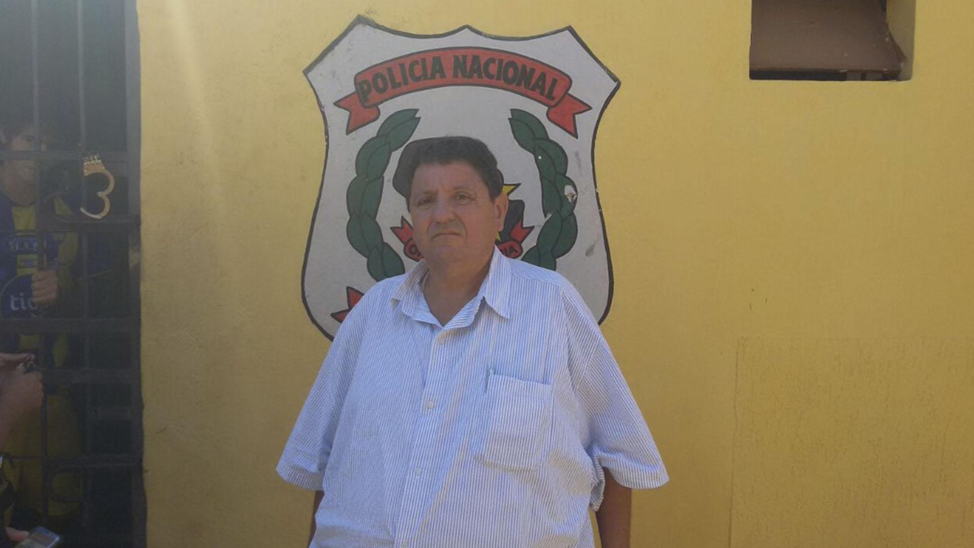Antonio González, gerenciador de Rubio Ñu de Luque (@UltimaHoracom)