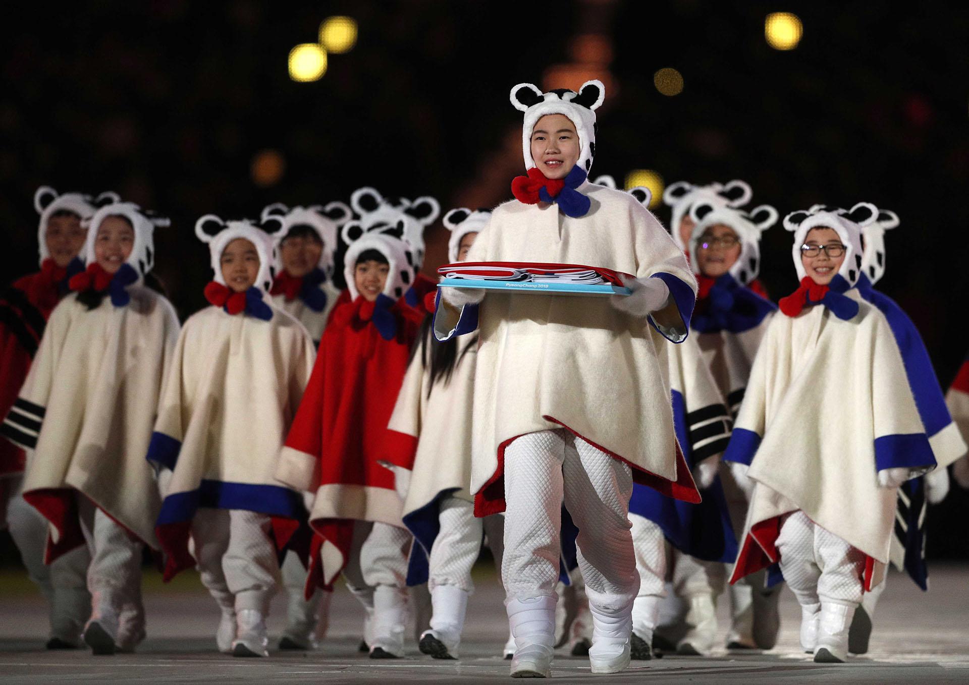 """Los Juegos 2018 fueron bautizados como """"Los Juegos de la paz"""""""