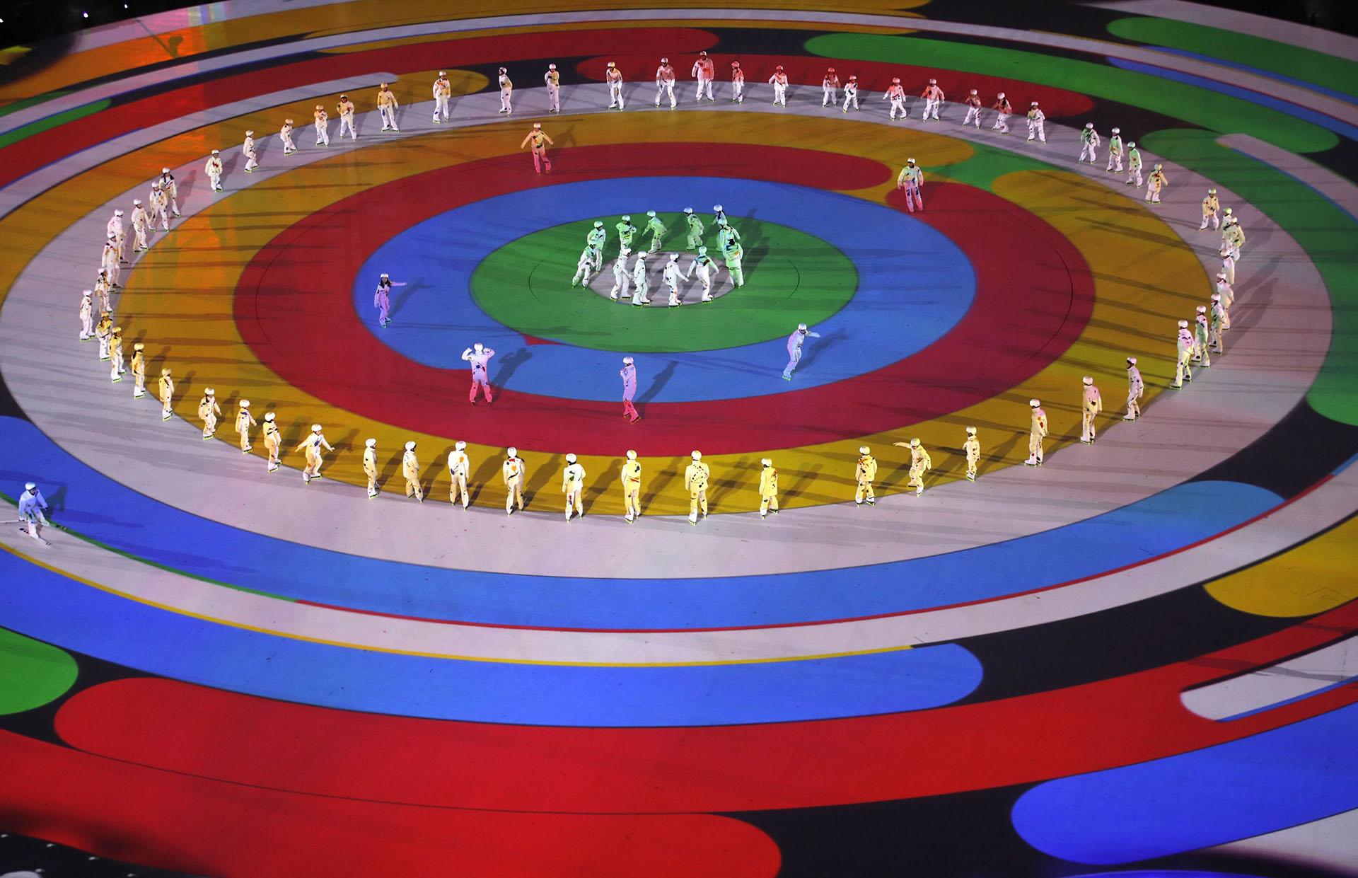 Esta edición contó con la ausencia de Rusia, marginado por el escándalo de dopaje de Sochi 2014