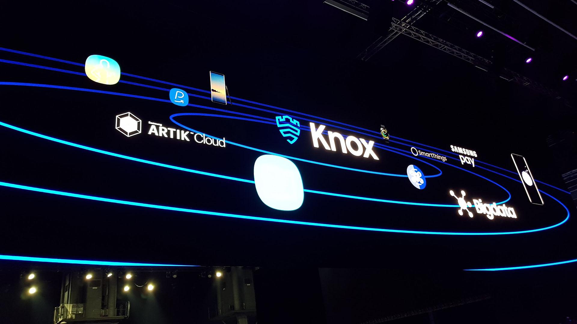 Knox, el sistema de seguridad integrado a los telefonos de Samsung