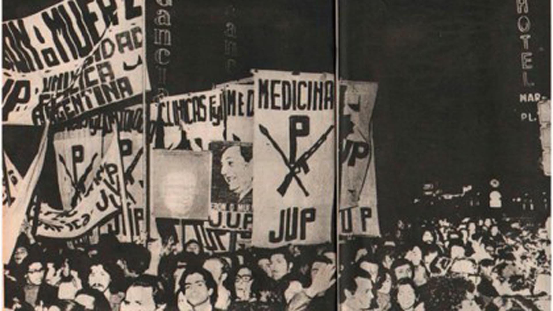 Juventud Universitaria Peronista – Medicina (JUP)