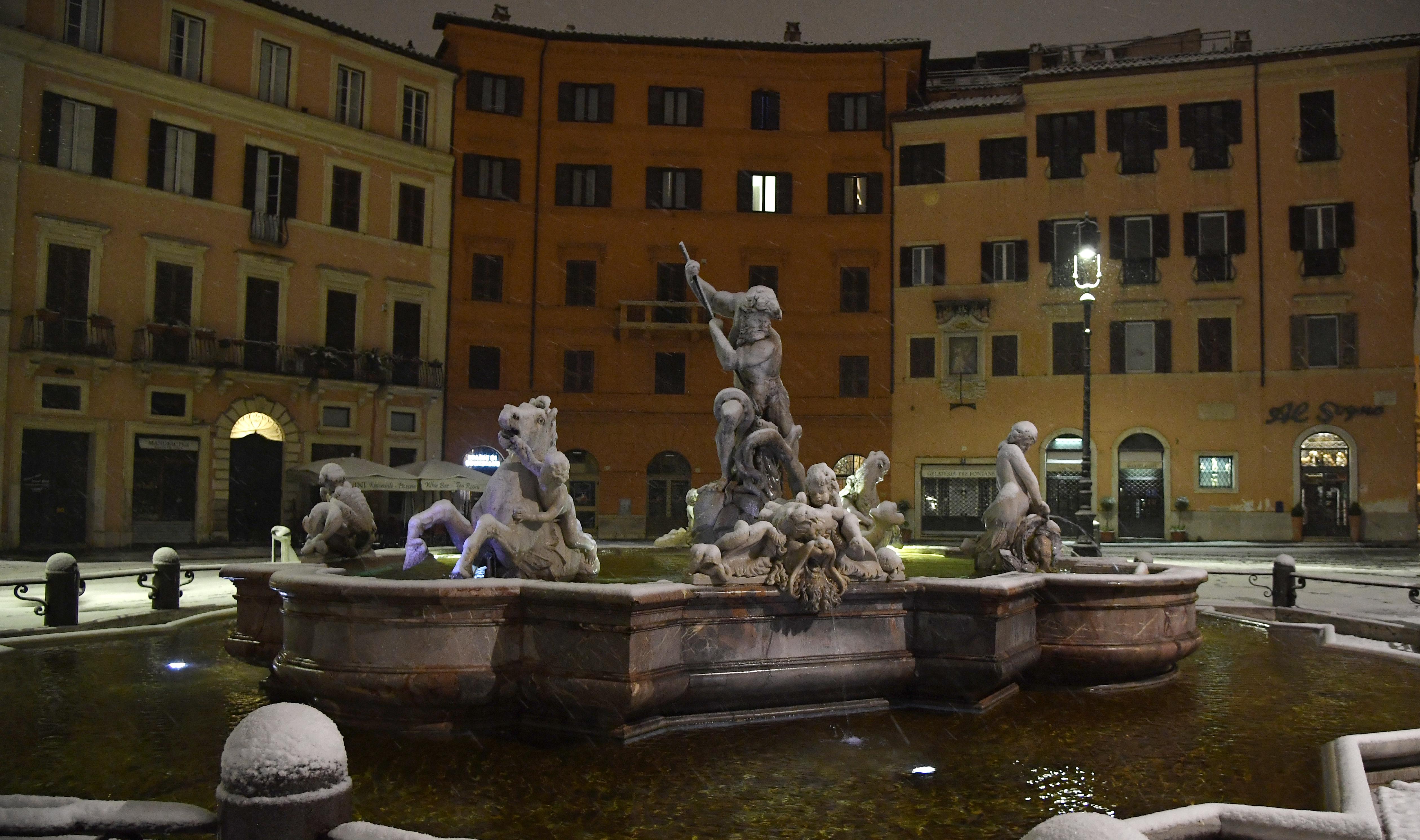 Piazza Navona (AFP)