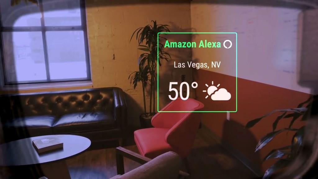 Alexa de Amazon brinda asistencia en el hogar