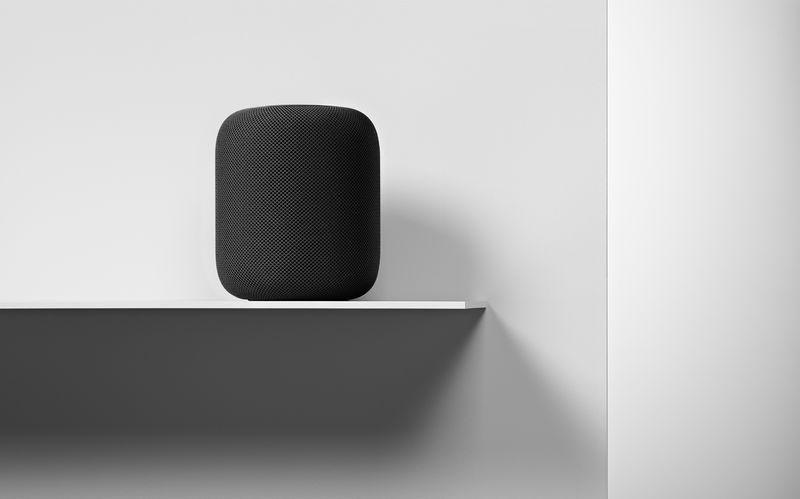 El HomePod de Apple (Apple/The Washington Post)