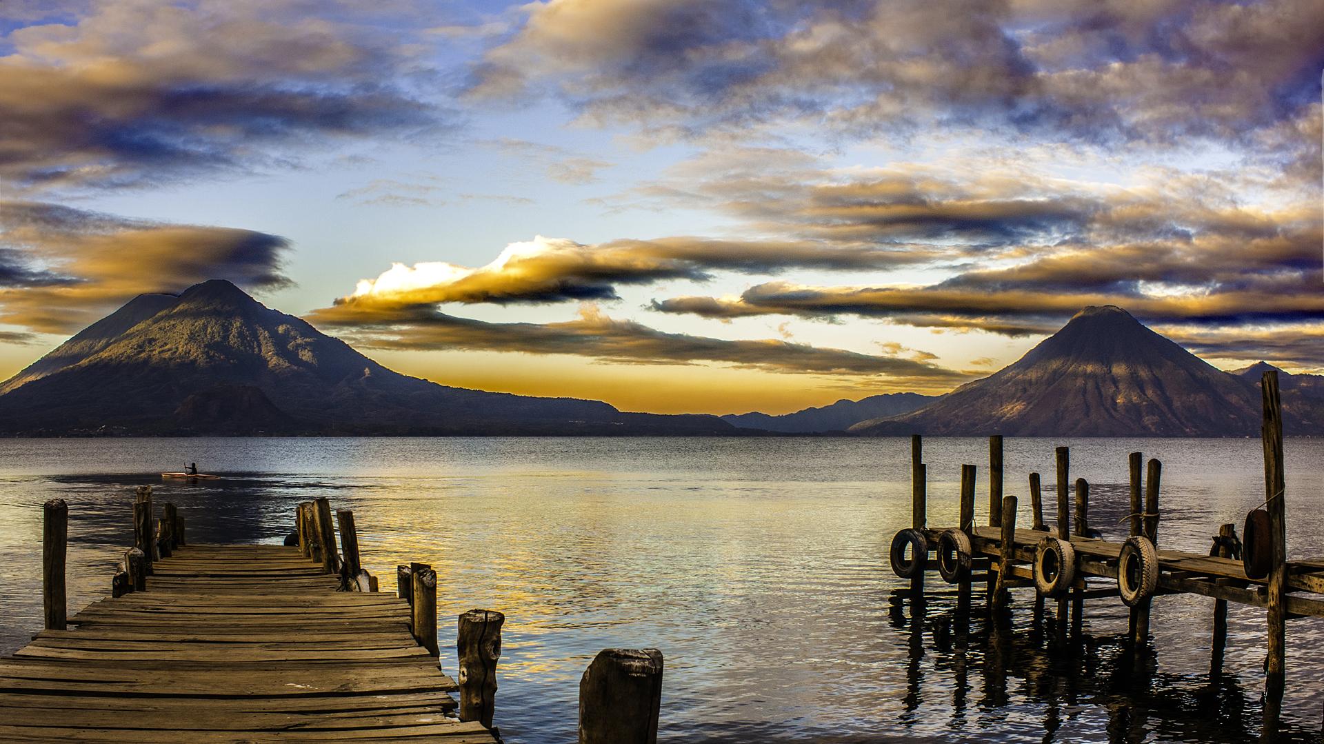 La contaminación está poniendo en peligro esta maravilla natural guatemalteca (Getty)