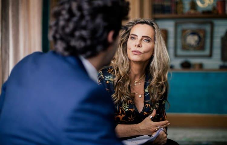 """Bruna Lomabardi es conocida internacionalmente gracias a su participación en el filme """"O Signo da Cidade"""""""