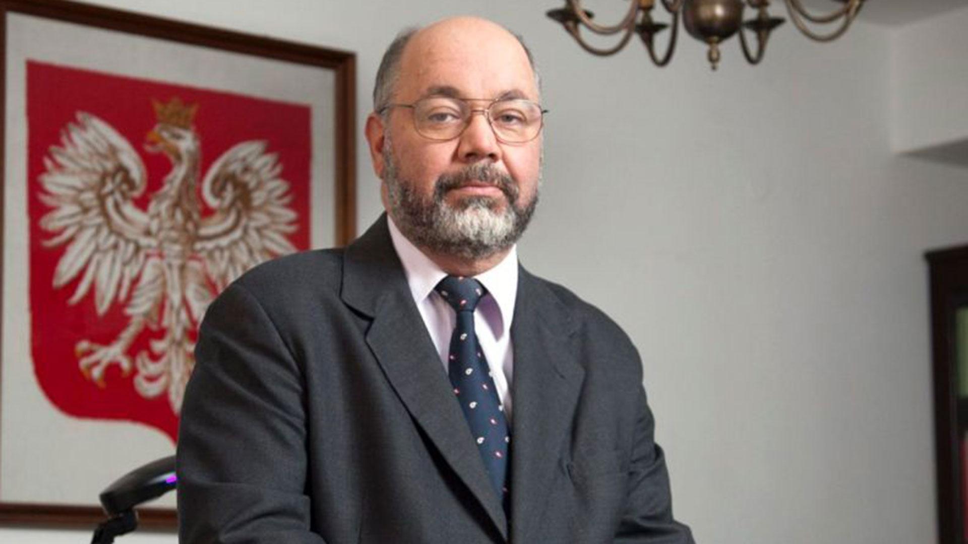 Jacek Chodorowicz, embajador polaco en Israel