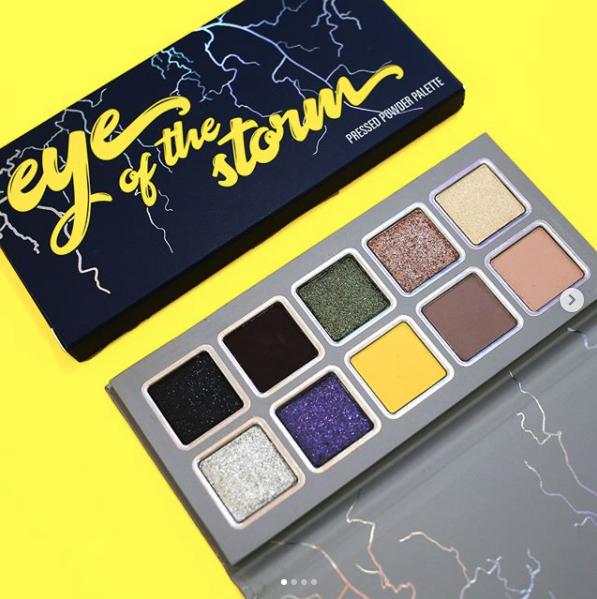 La nueva colección de maquillaje de Kylie Jenner se llama Stormi y fue inspirada en su recién nacida (Instagram Kylie Jenner)