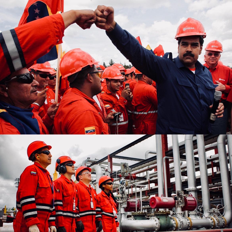 El dictador Nicolás Maduro está pagando hoy las consecuencias de la dependencia absoluta sobre los ingresos de divisas de PDVSA