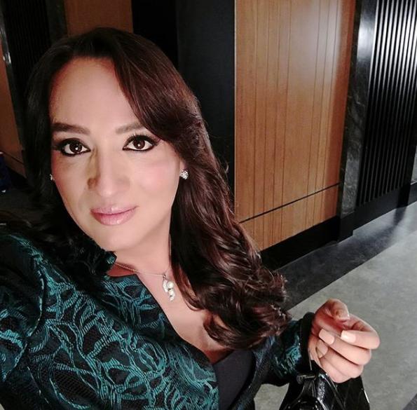 Daniela es el primer personaje transgénero de una novela de Televisa (Instagram: @gilromendez)