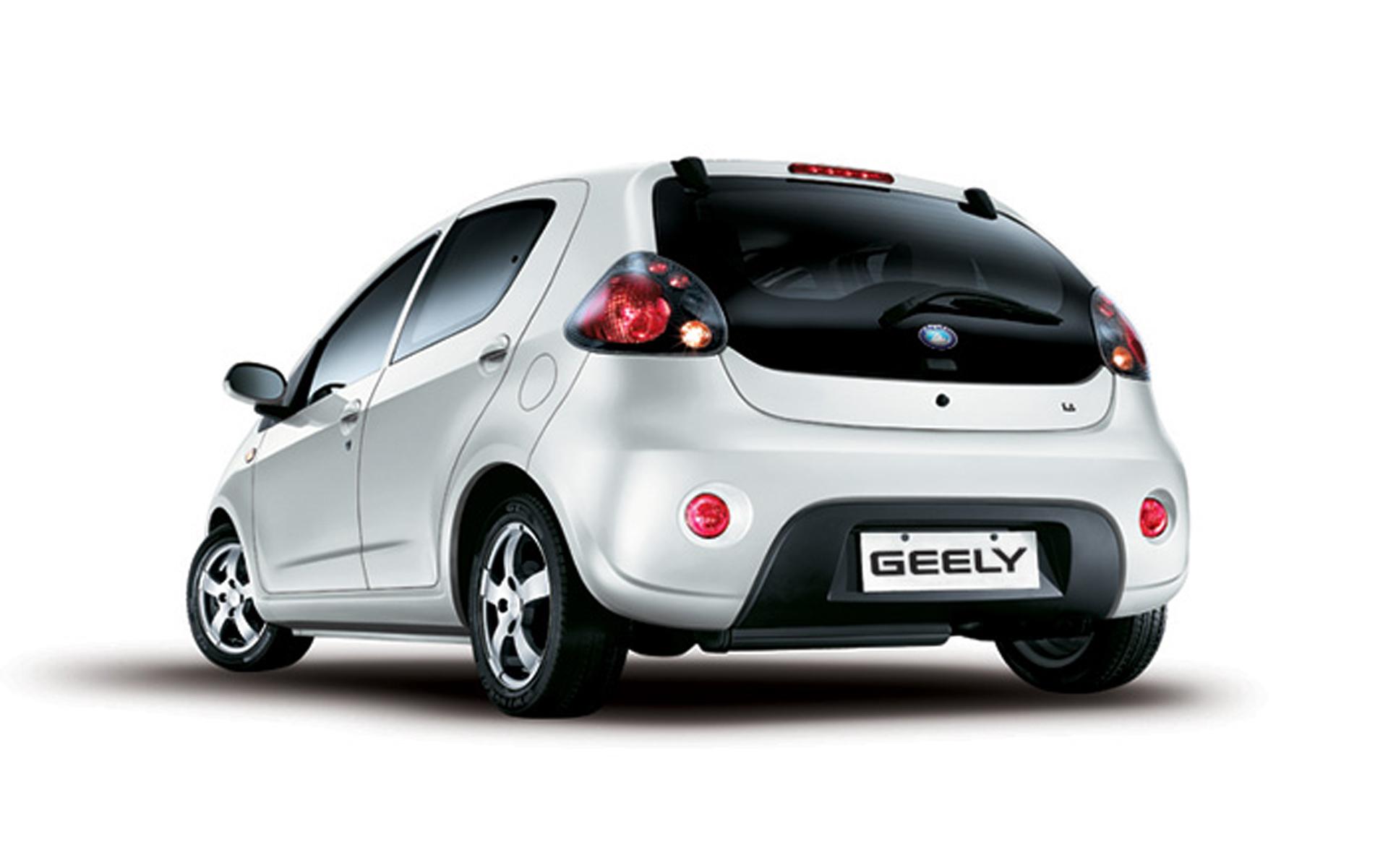 209.900 pesos cuesta el modelo más barato del país: el Geely LC