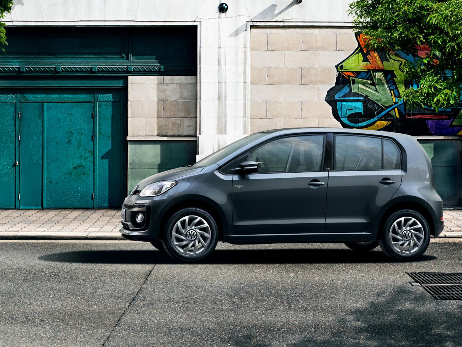 Volkswagen ofrece once versiones del Up! en la Argentina: dos están por debajo de los 250 mil pesos
