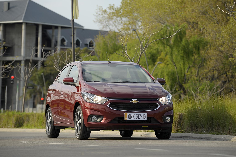 El Chevrolet Onix fue el auto más vendido en abril