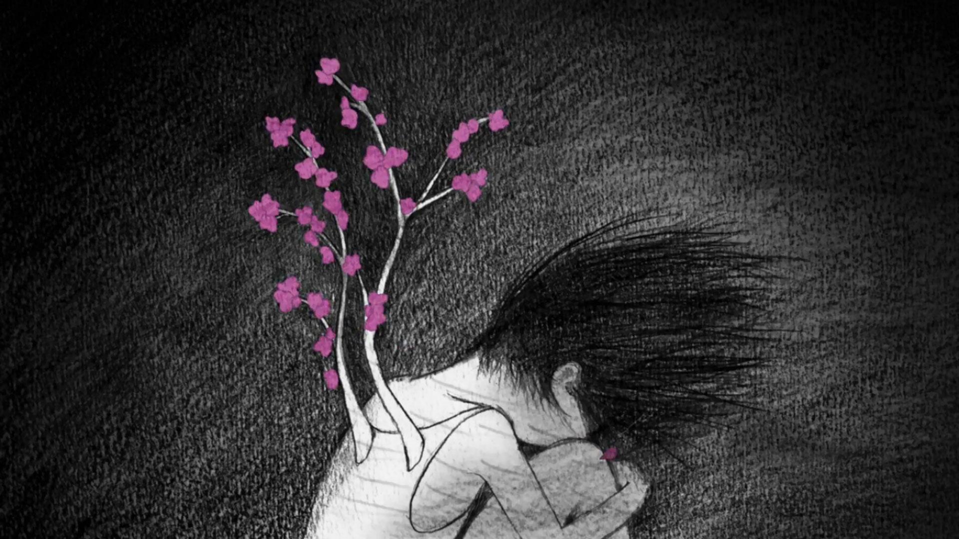 """""""Niña Bosque"""" de Ailin Chen."""