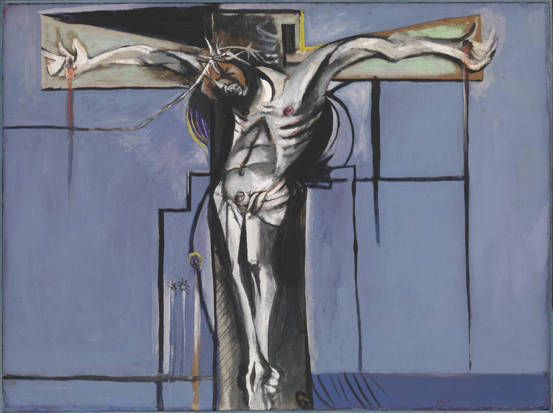 Crucifixión (1946), de Graham Sutherland