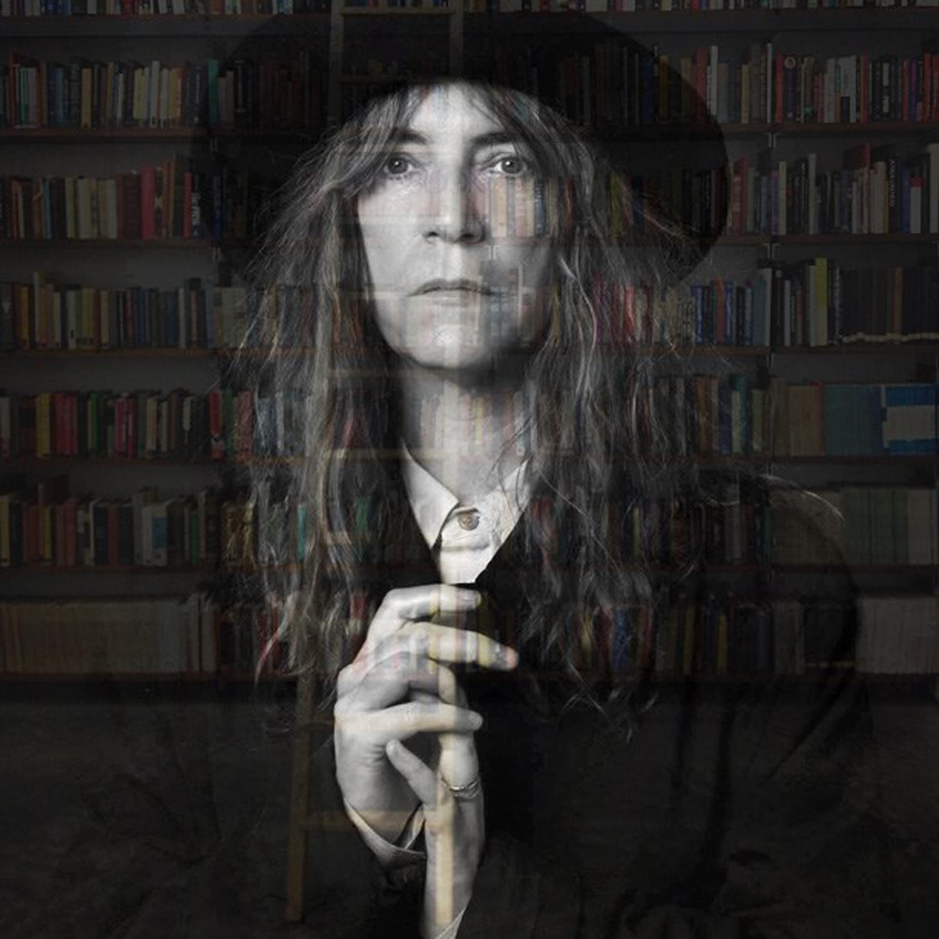 Patti Smith , una vida repleta de libros