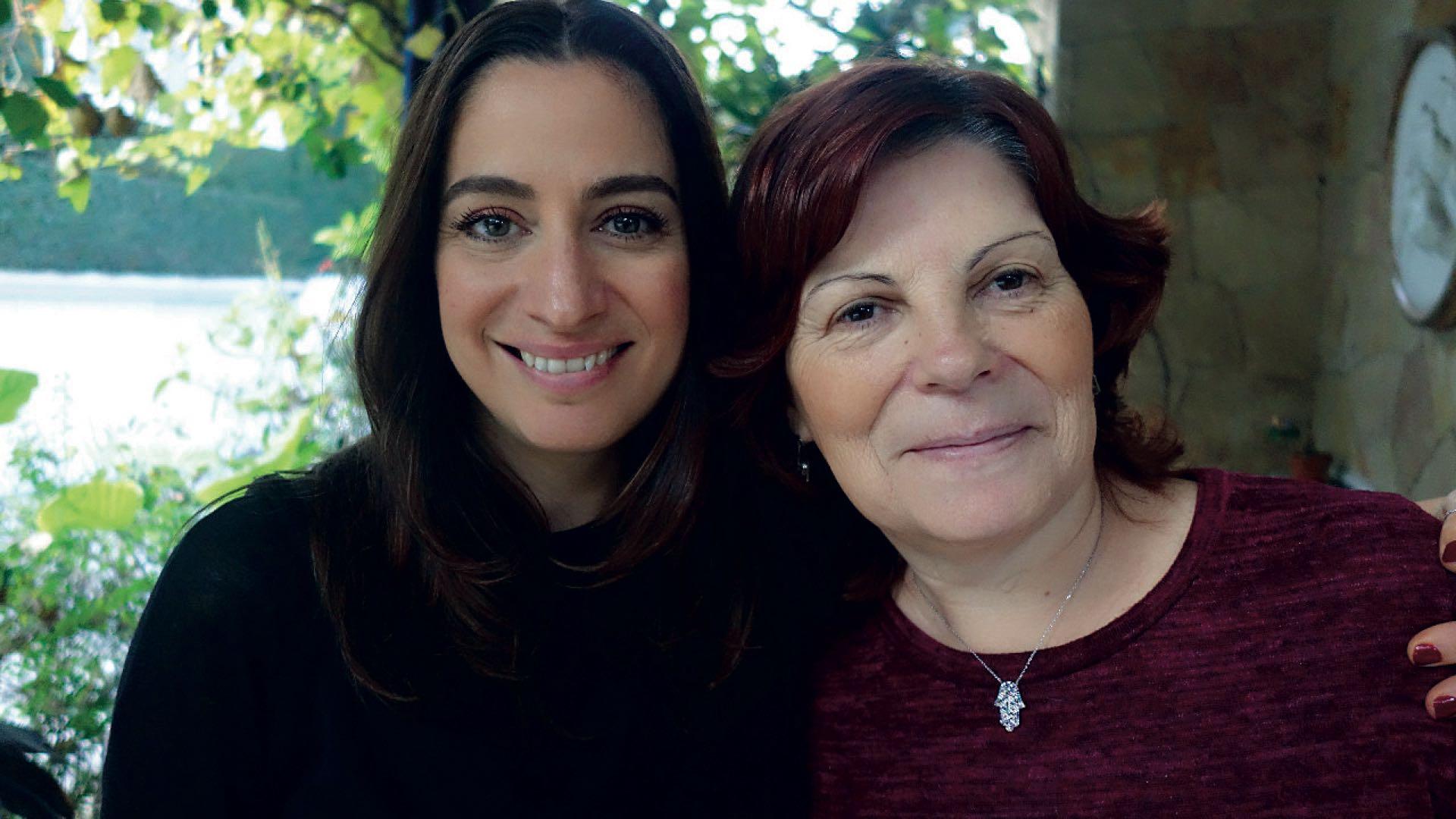 Muriel Santana interpreta a Olga en la serie.