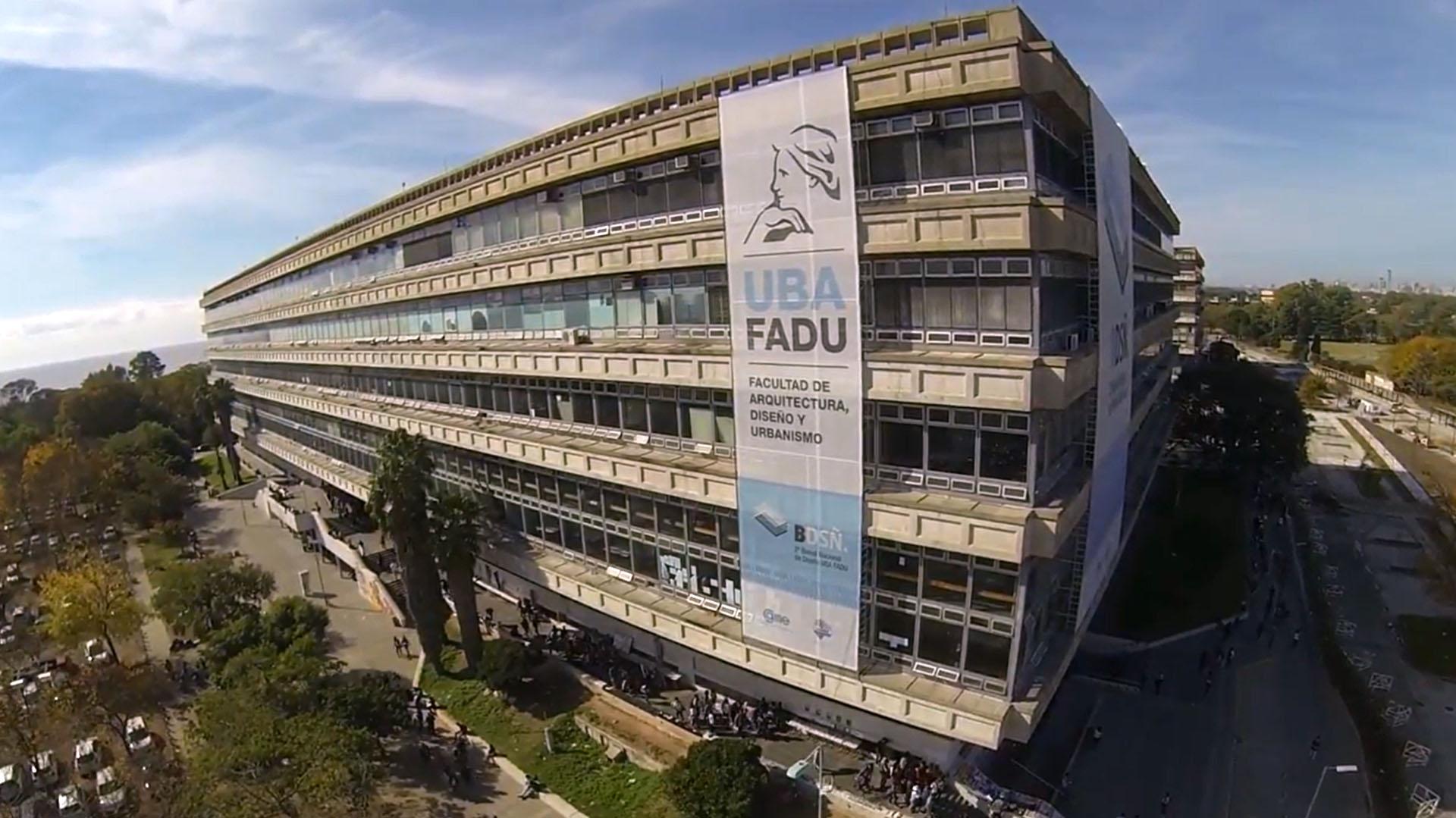 La FADU de la UBA, destacada en el ranking QS