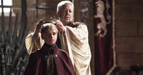 Paul Bentley de Game of Thrones encontró importante documento histórico.