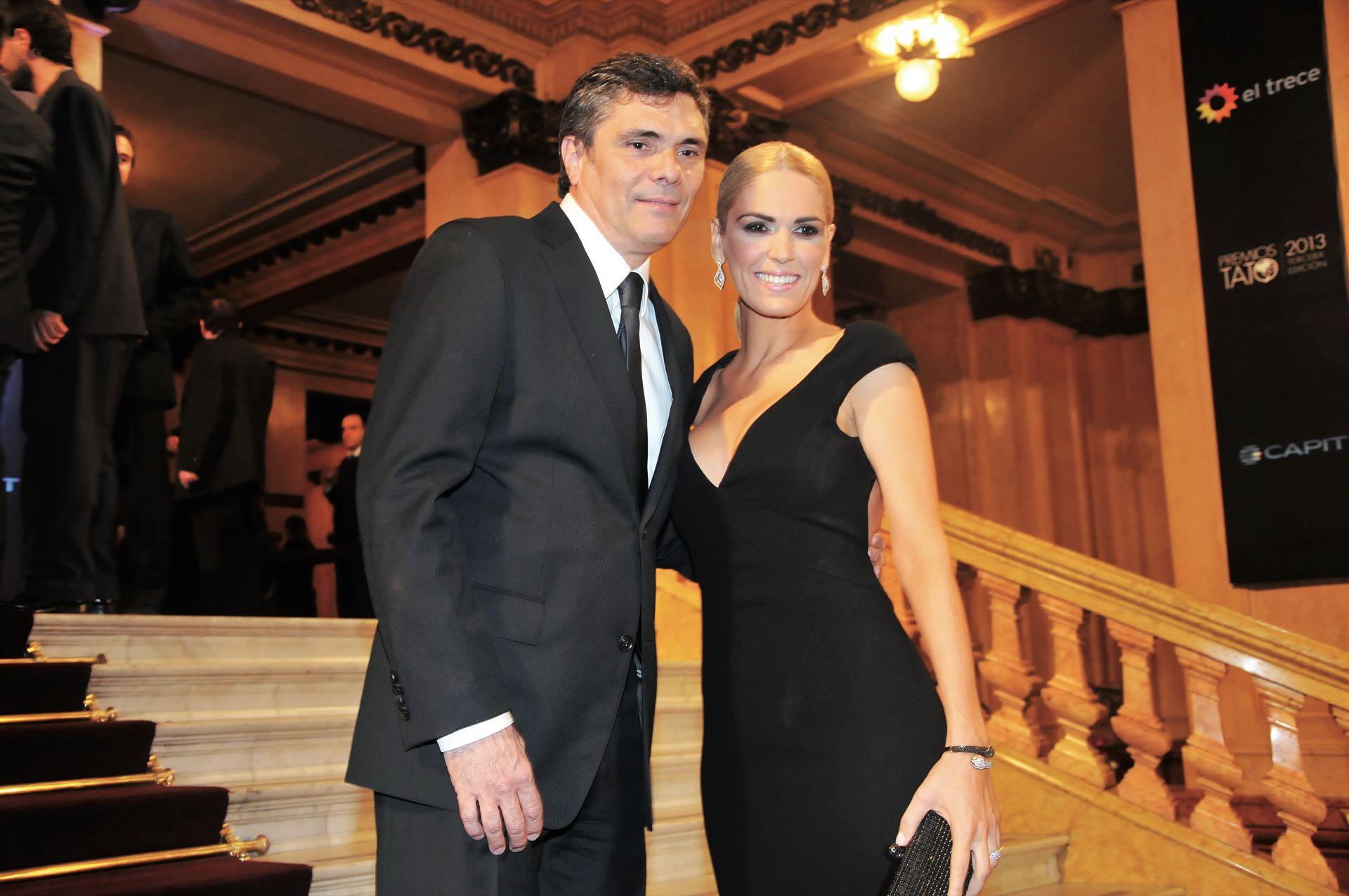Viviana Canosa y Alejandro Borensztein. (Foto Archivo-GENTE)