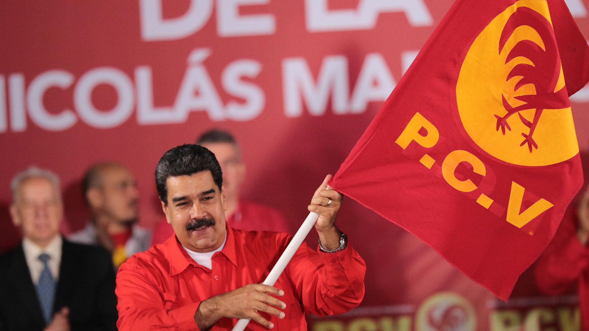 Nicolás Maduro buscará el 20 de mayo la reelección en unos comicios denunciados como ilegítimos por la oposición y la comunidad internacional (EFE)