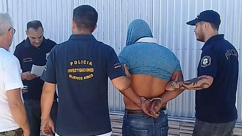 El pastor fue detenido en su casa de Ostende