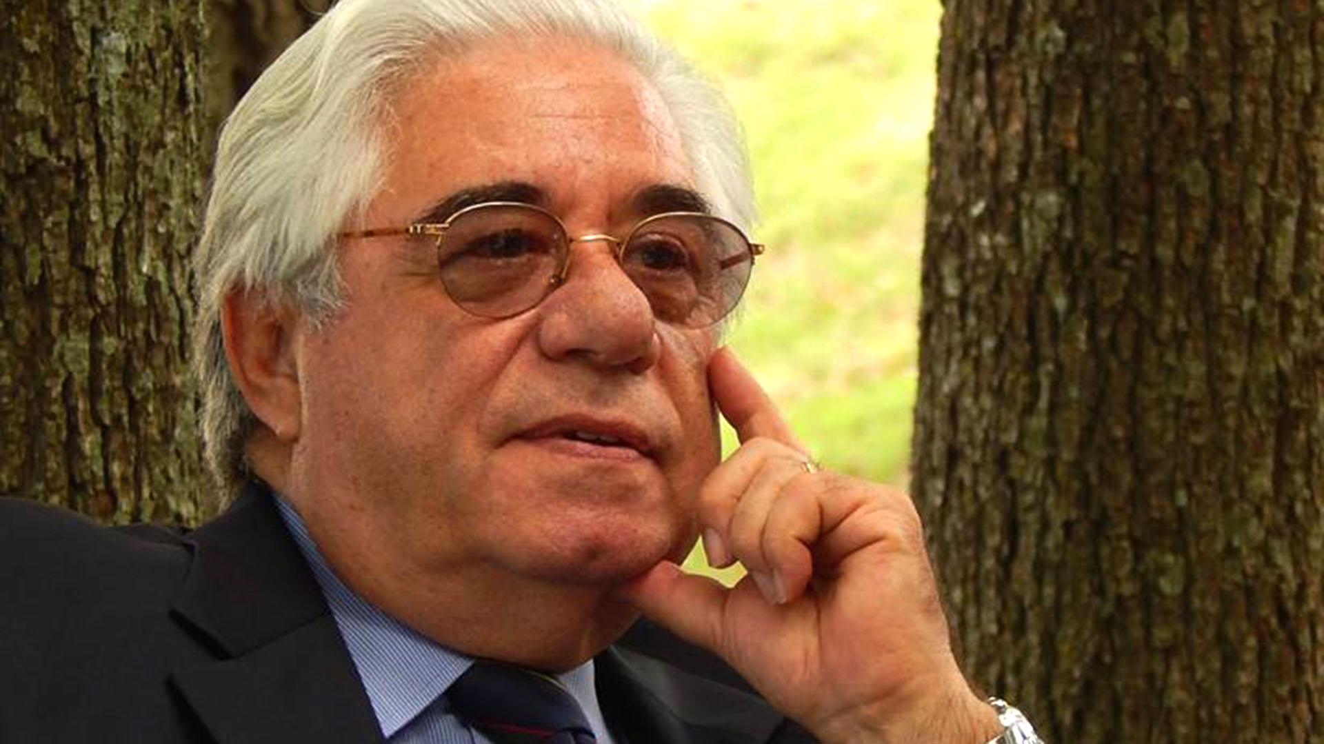 Juan Alejandro Tobias había nacido en Buenos Aires el30 de abril de 1942. Murió en su casa, a los 75 años