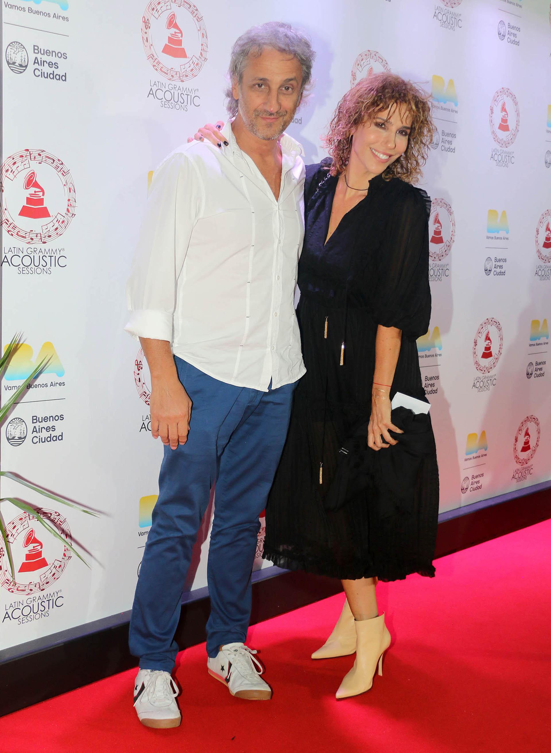 Pablo Novak y Julieta Novarro