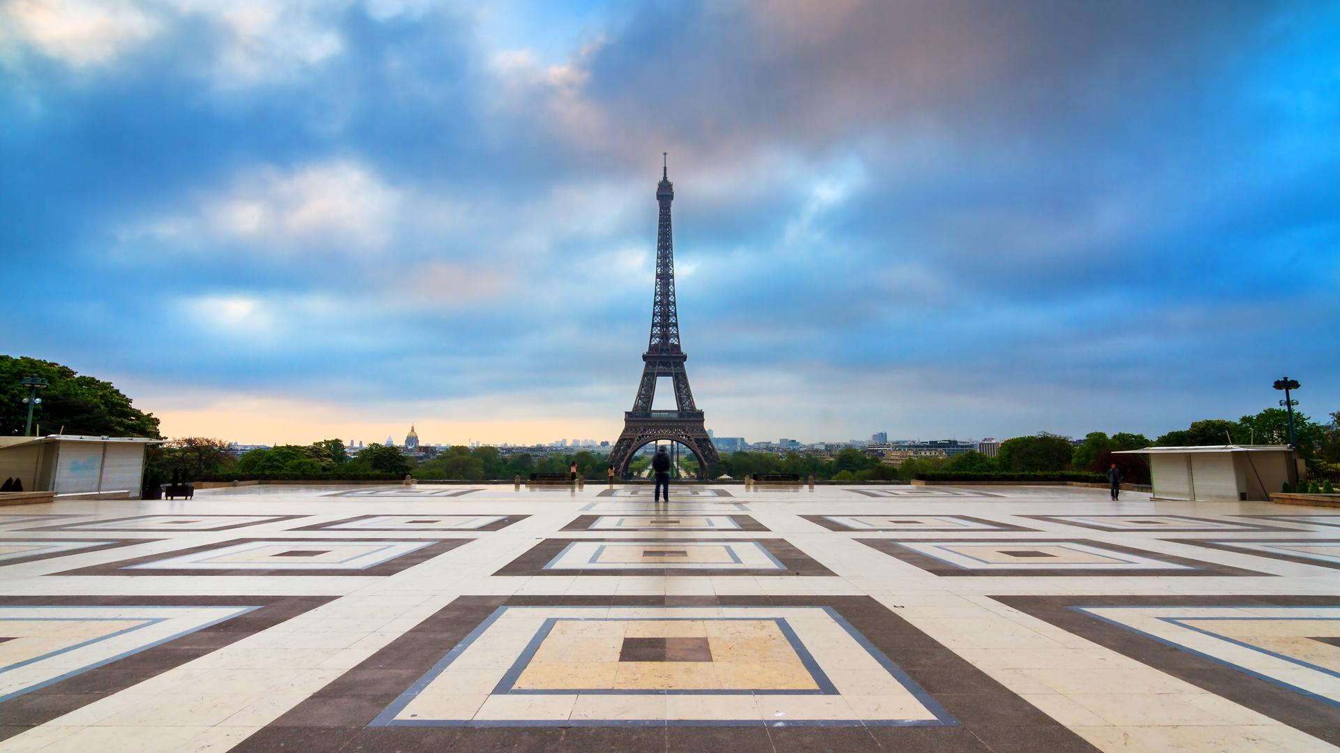En la Torre Eiffel se aumentó la tarifa de entrada (Getty)