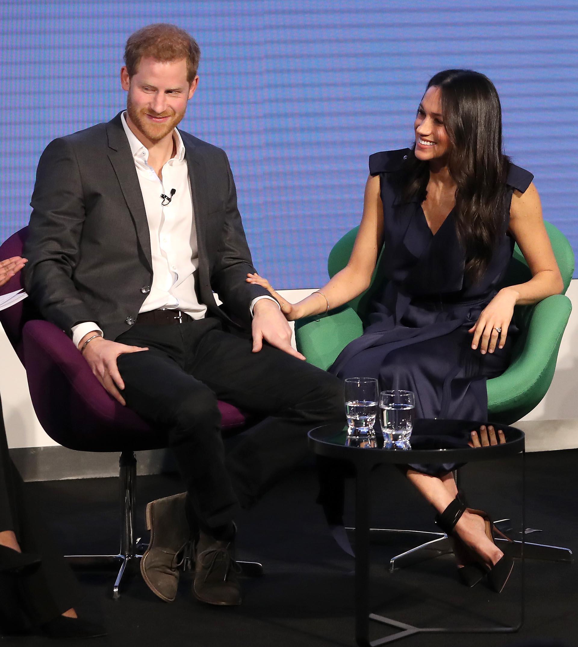 Tras el casamiento, la actriz de la exitosa serie Suits podría tener una nueva denominación: Meghan de Sussex.