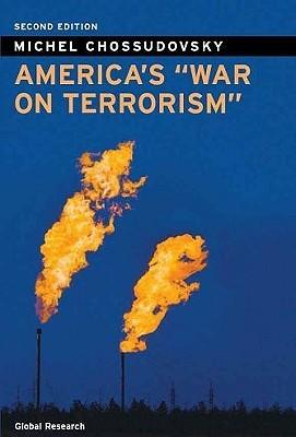 """""""La guerra de Estados Unidos contra el terrorismo"""", libro de Michel Chossudovsky"""