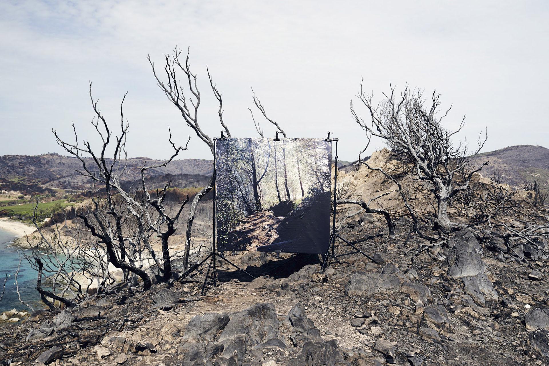 Nombre de la imagen: Incendies – fotógrafo: Martin Varret, Ecole Nationale Supérieure Louis-Lumière ENSLL, France