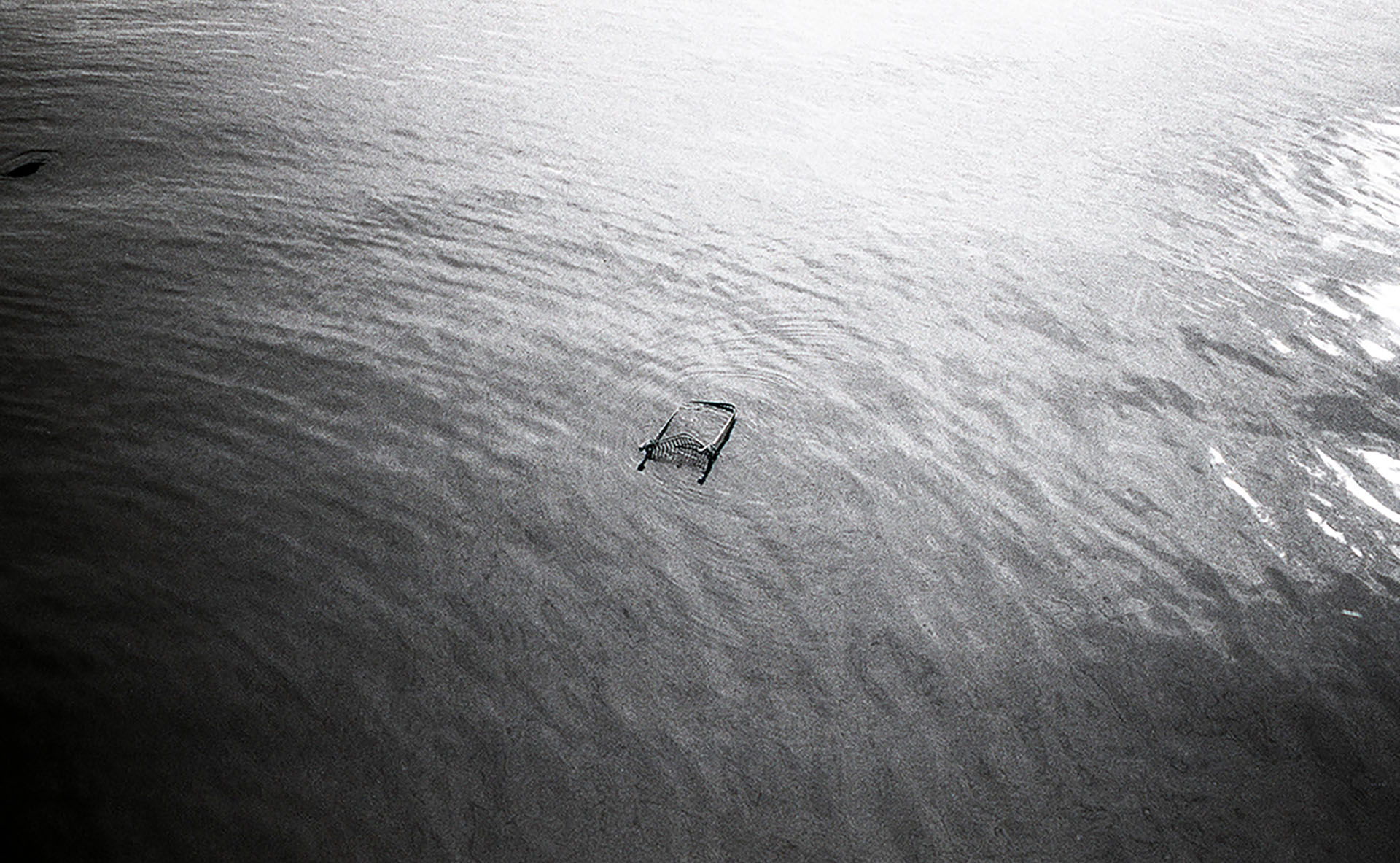 Nombre de la imagen: Ahogamiento en el consumismo – fotógrafo: Jasmine Färling, Swansea College of Art, University of Wales Trinity Saint David, UK