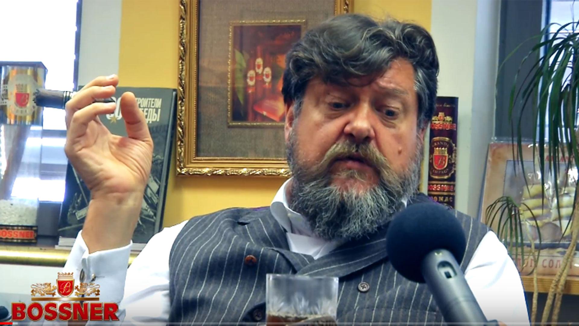 Kovalchuk, el año pasado, en una entrevista en su propio canal de Youtube.