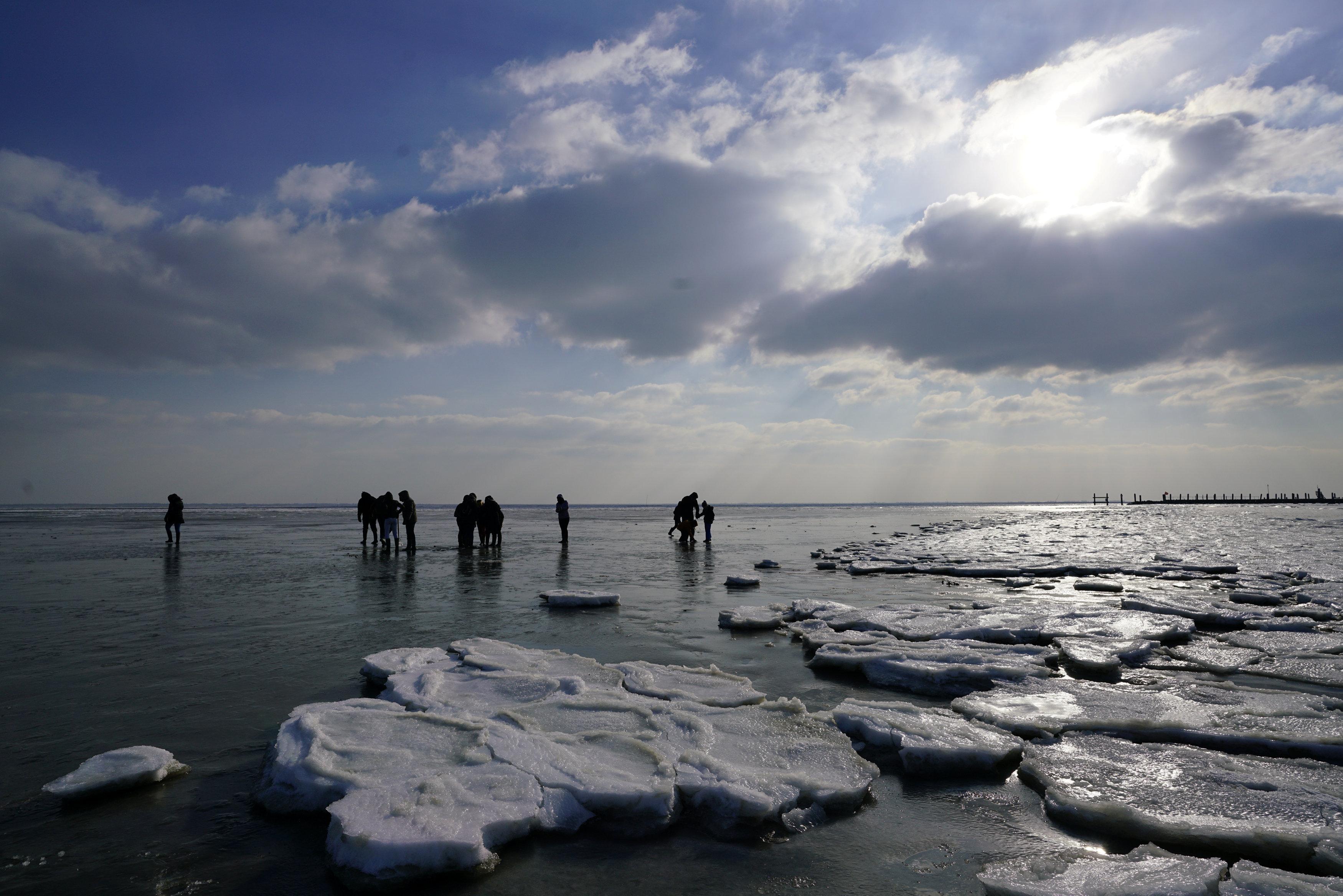 La isla de Schiermonnikoog,en Holanda (REUTERS/Cris Toala Olivares)