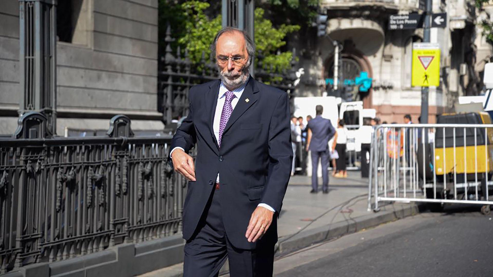 El referente del oficailismo en Diputados Pablo Tonelli