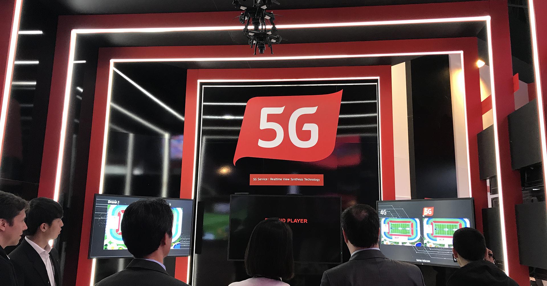 El 5G fue uno de los temas más destacados en el Congreso Mundial de Móviles (MWC) en Barcelona
