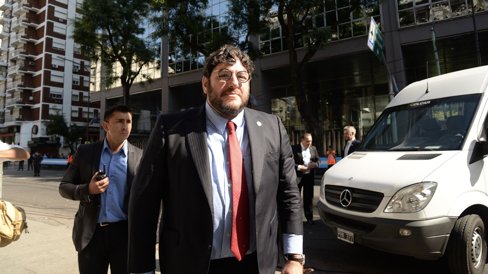El ministro de Cultura Pablo Avelluto
