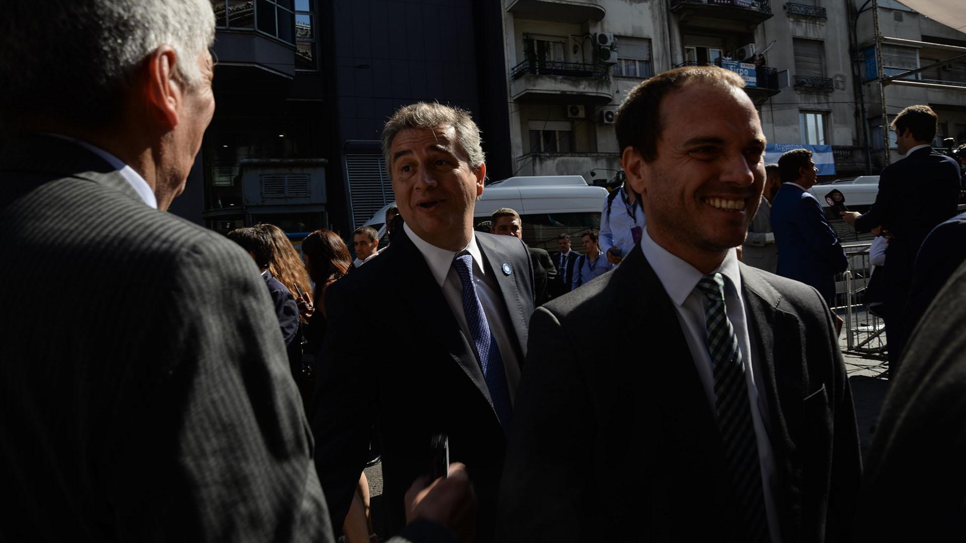 El ministro de Agroindustria Luis Miguel Etchevehere